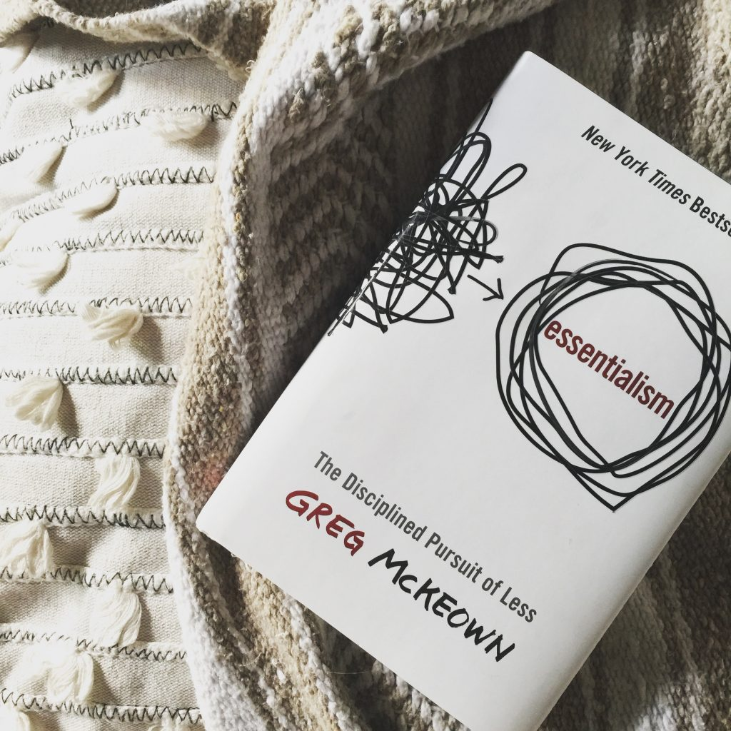 "10 Life (& Work) Hacks from ""Essentialism"" (Book Summary)"