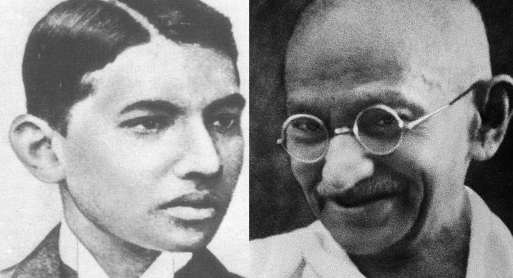 Sloww Gandhi Simple Living Side-By-Side