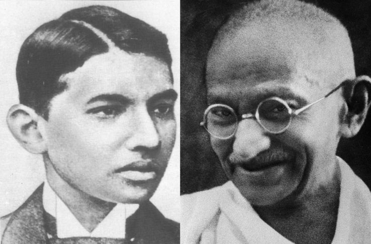 "The ""Why"" Behind Gandhi's Simple Living Transformation at Age 23"