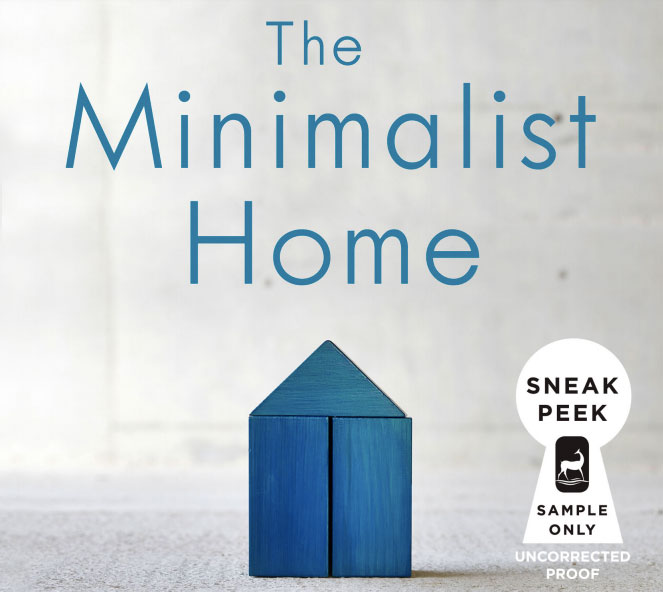 """The Minimalist Home"" — 5 Themes & Free Chapter (Book Preview)"