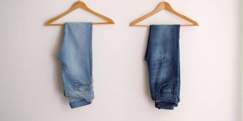 Sloww Denim Minimalism Jeans Minimalist