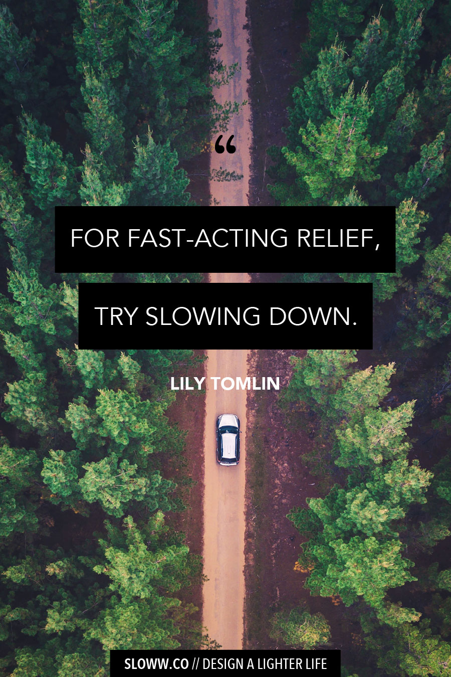 Sloww Fast-Acting Relief Quote