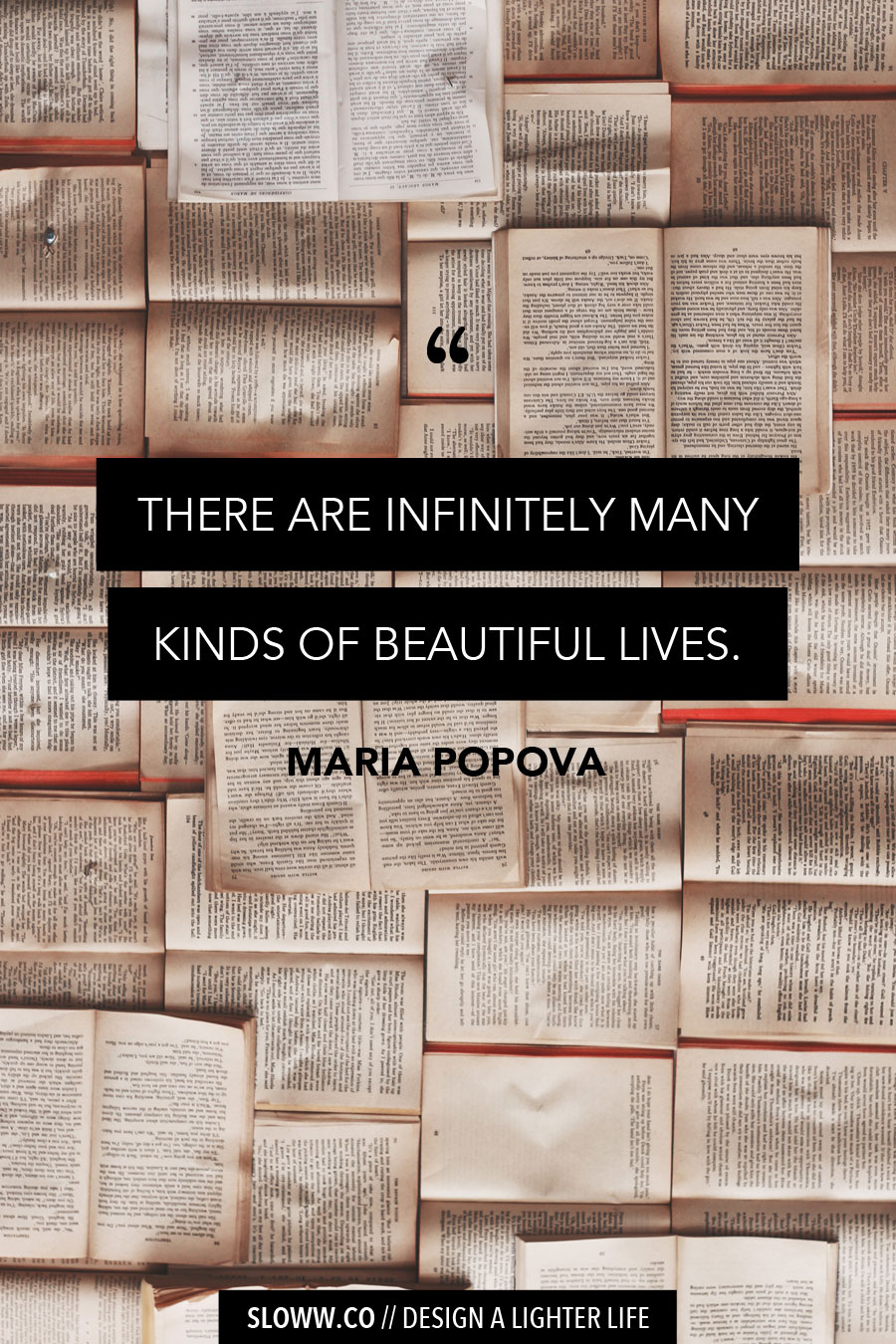 Sloww Brain Pickings Maria Popova Quote