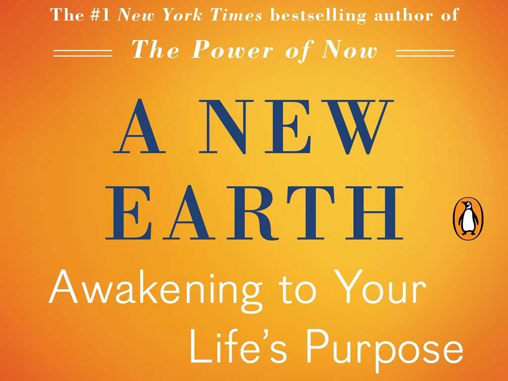 "A Deep Look at ""A New Earth"" by Eckhart Tolle (Book Summary #1)"