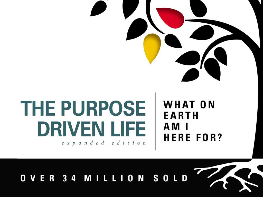 Sloww Purpose Driven Life Book Summary