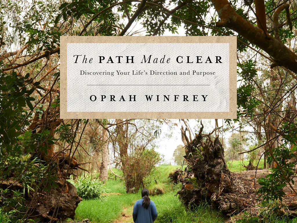 Sloww Oprah Path Made Clear Book