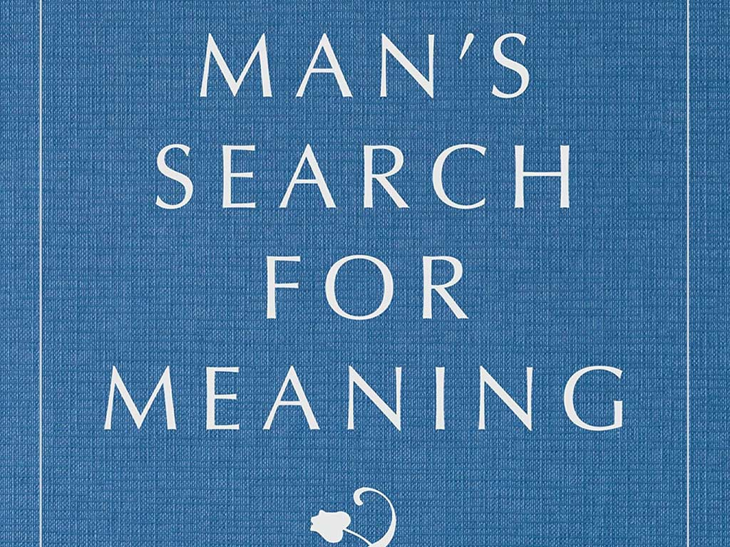 Sloww Man's Search For Meaning Viktor Frankl
