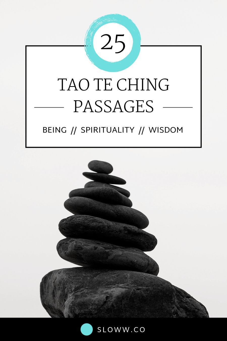 Sloww Tao Te Ching Lao Tzu Quotes Infographic