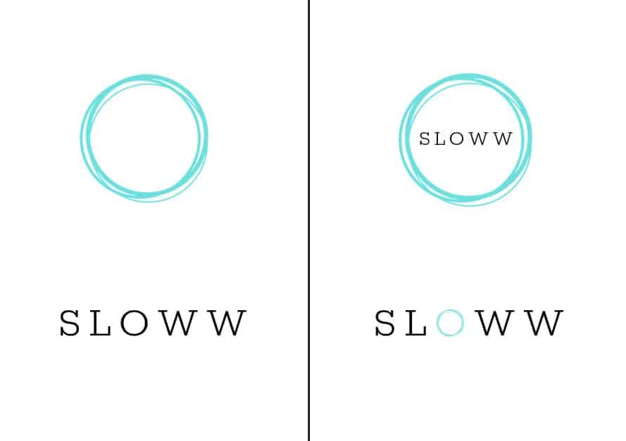 Sloww 2.0 Logos