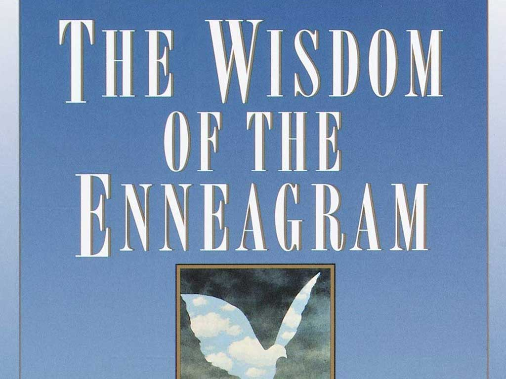 Sloww Wisdom of the Enneagram Book Riso Hudson