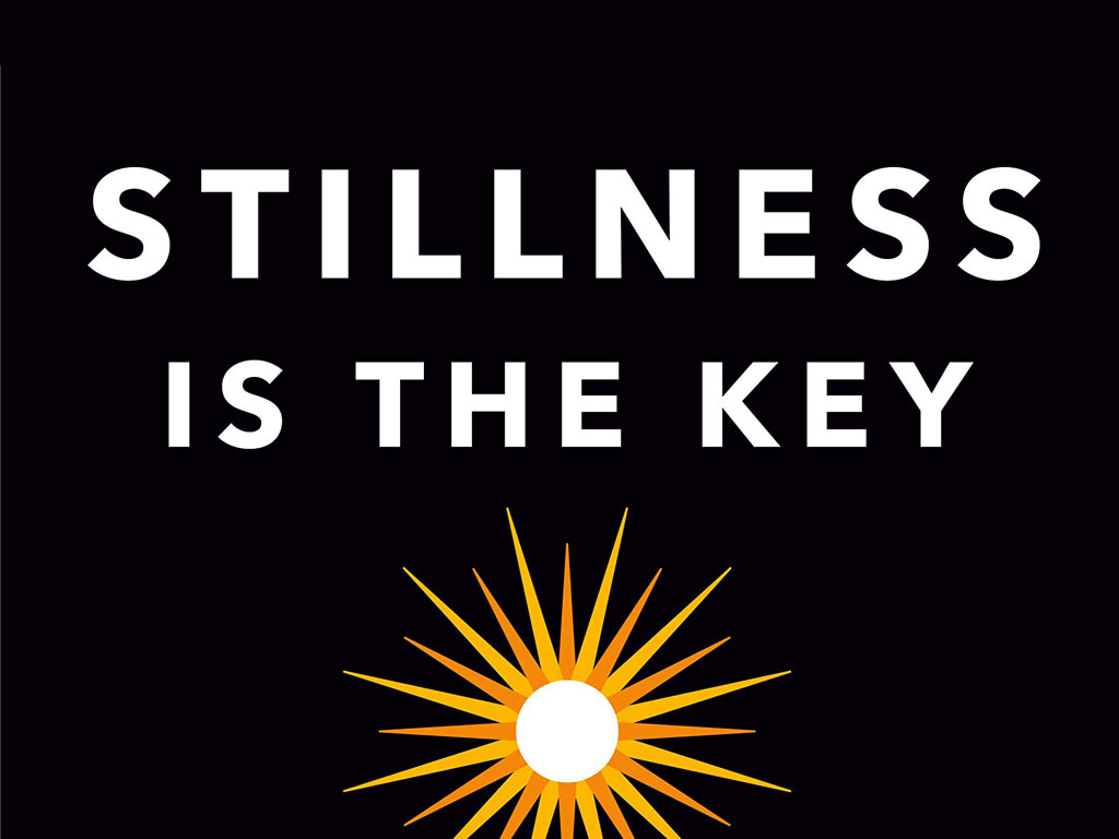 Sloww Stillness is the Key Ryan Holiday