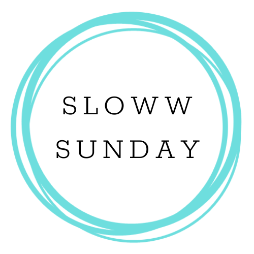 Sloww Sunday Logo