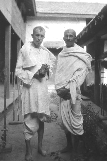 Richard Gregg & Gandhi