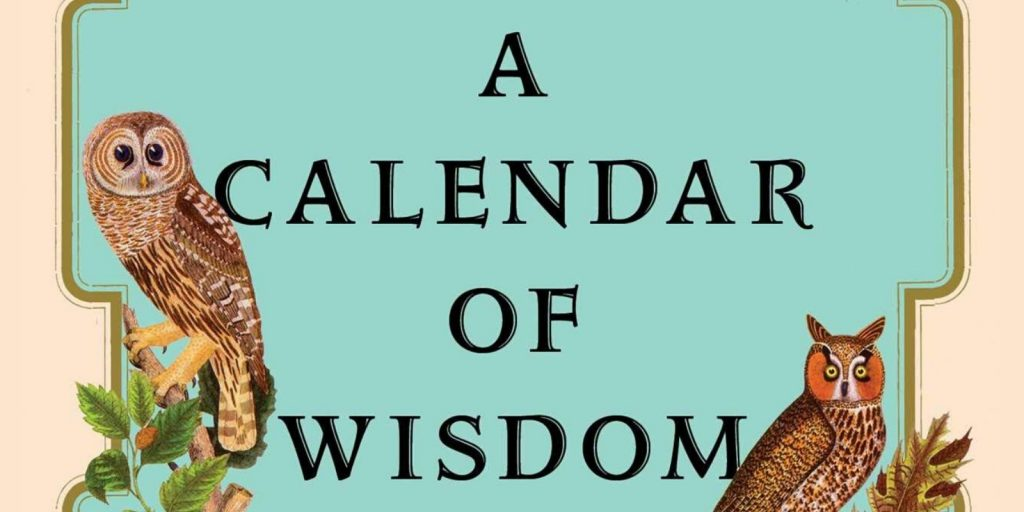 Sloww A Calendar of Wisdom by Leo Tolstoy