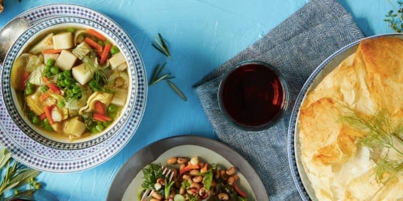 Sloww The Blue Zones Kitchen Cookbook