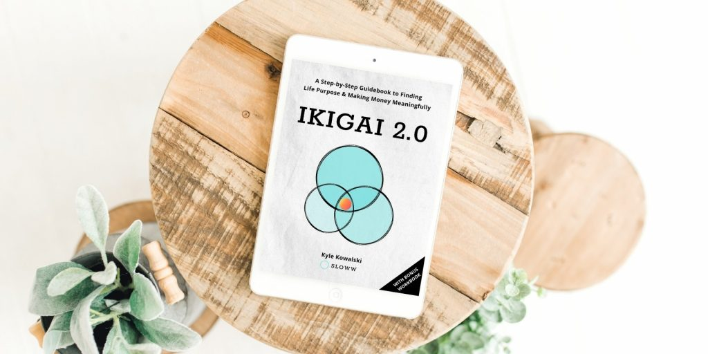 Sloww Ikigai 2.0 eBook