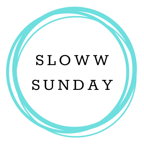 Sloww Sunday Newsletter Logo