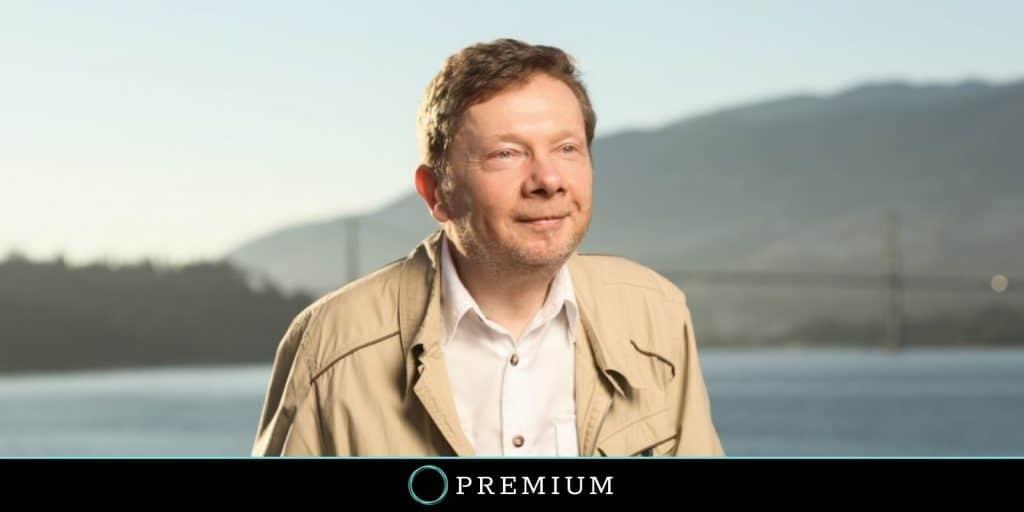 Sloww Eckhart Tolle Premium Synthesis