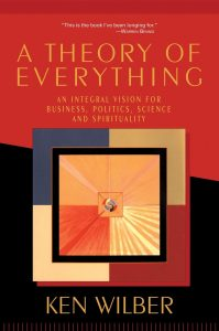 A Theory of Everything by Ken Wilber Book Cover