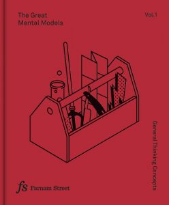 The Great Mental Models Volume 1 Book Cover