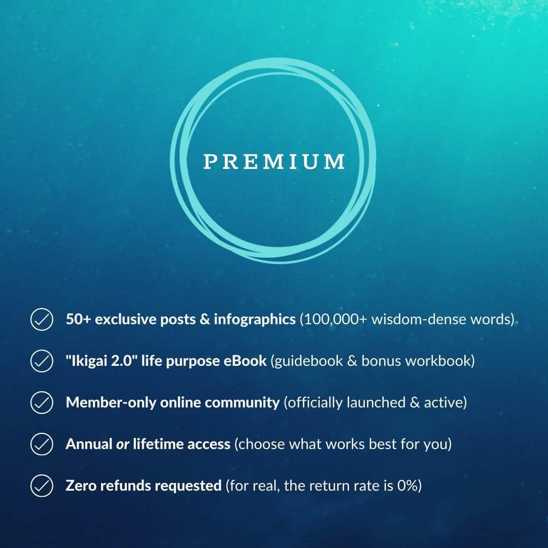 Sloww Premium Membership Overview